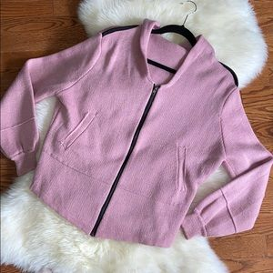 Sweaters - 2 for 25 HOODED PUFF SLEEVE SWEATER ❤️